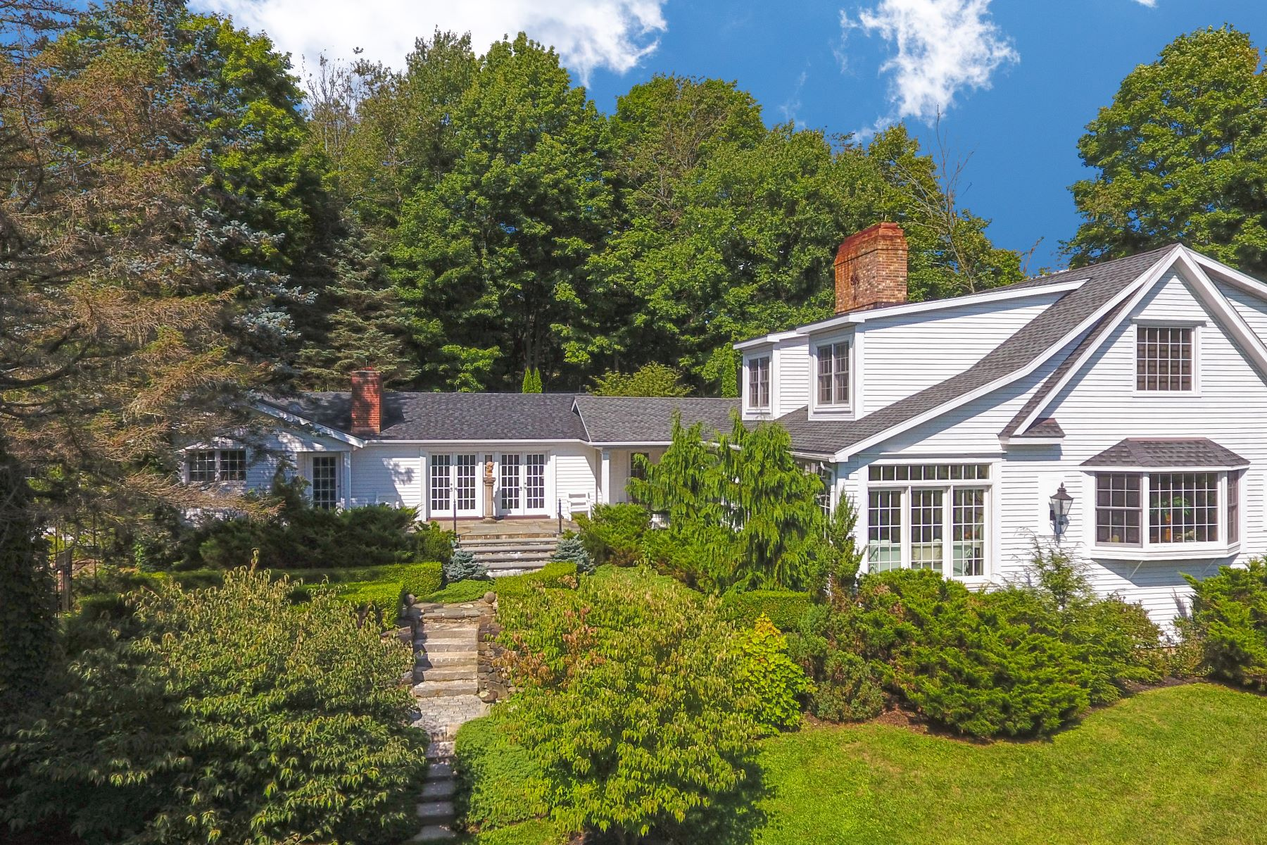 Single Family Homes for Sale at Old Hollywood in Litchfield Hills 27 Cornwall Road Warren, Connecticut 06754 United States