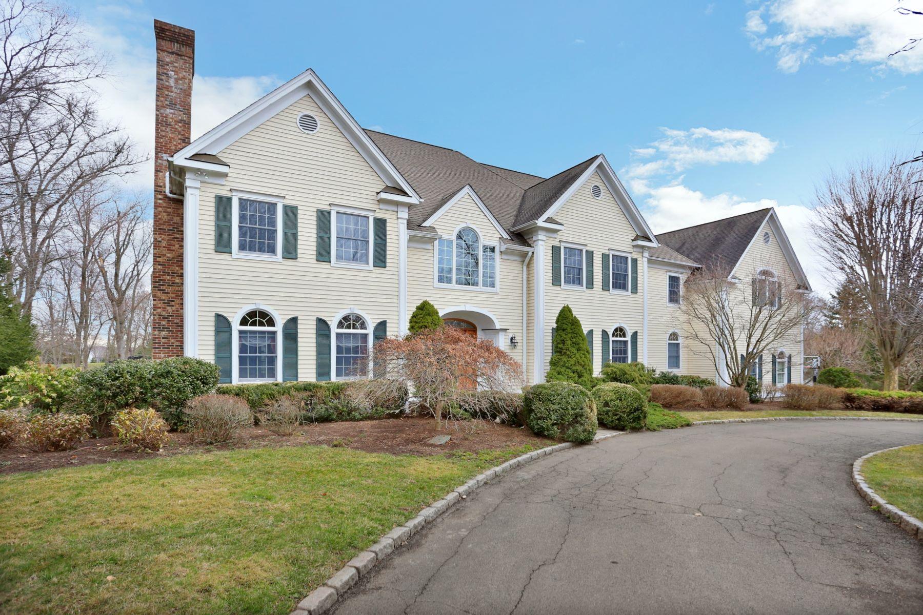 Casa Unifamiliar por un Venta en 18 Pine Ridge Road 18 Pine Ridge Road Wilton, Connecticut 06897 Estados Unidos