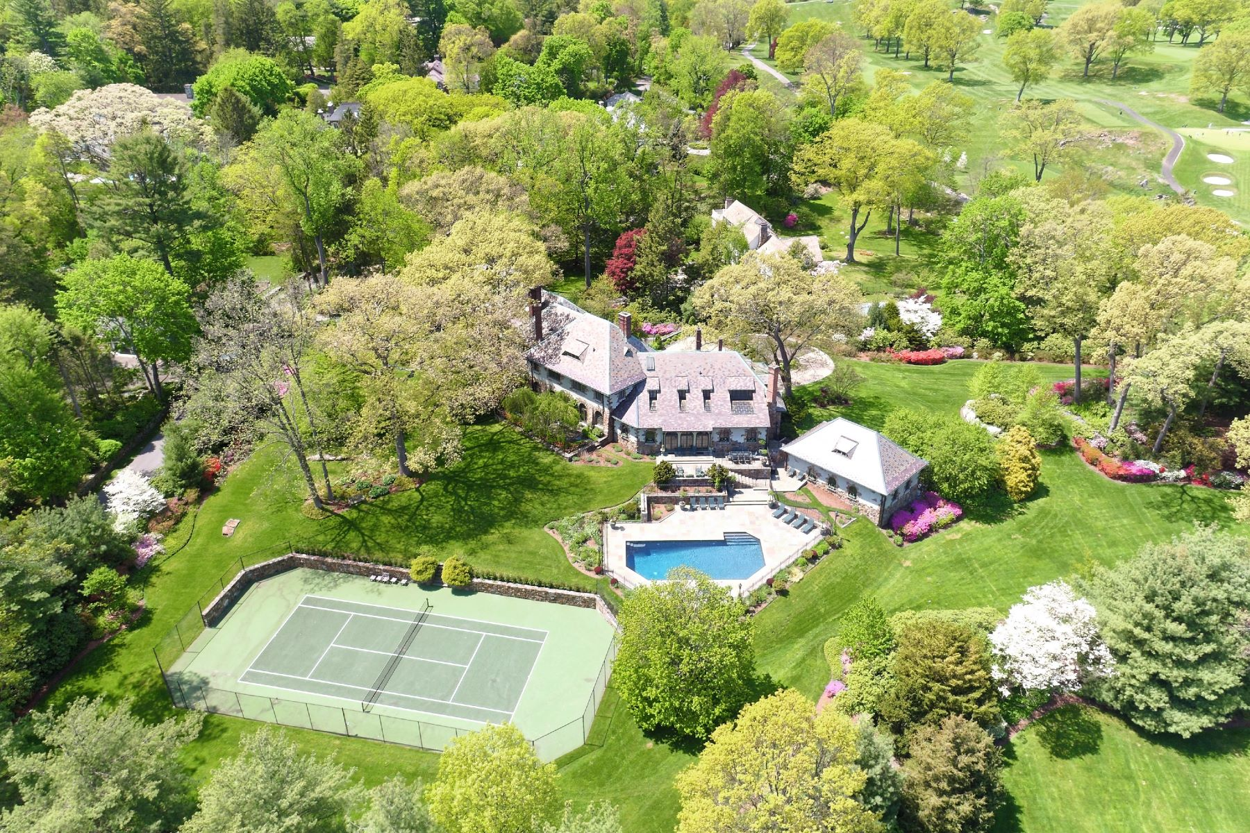 Single Family Homes for Sale at 2 Sunset Lane Rye, New York 10580 United States