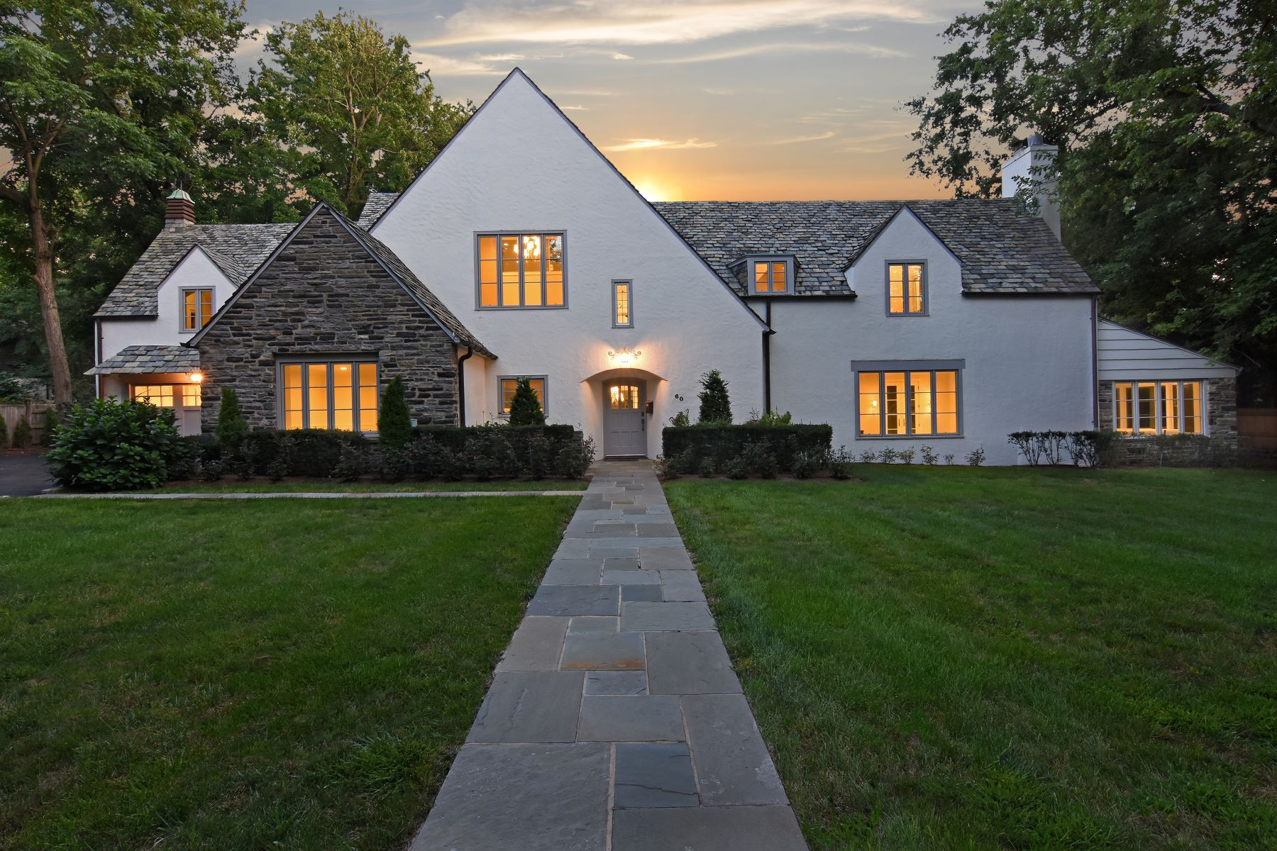 Single Family Homes for Sale at Welcome To 60 Hampshire Road 60 Hampshire Road Bronxville, New York 10708 United States