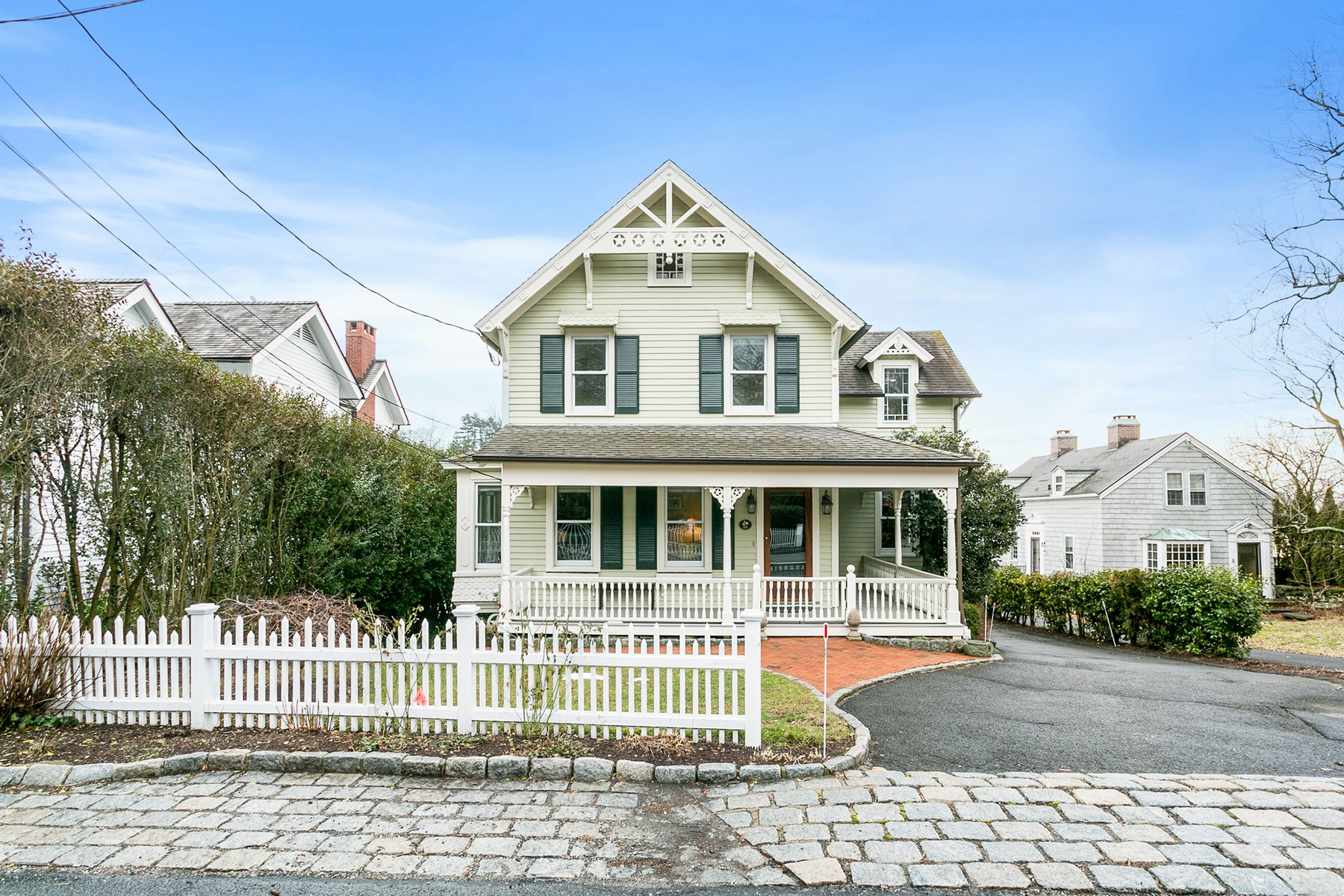 Casa Unifamiliar por un Venta en Southport Waterfront 221 Harbor Road Fairfield, Connecticut 06890 Estados Unidos