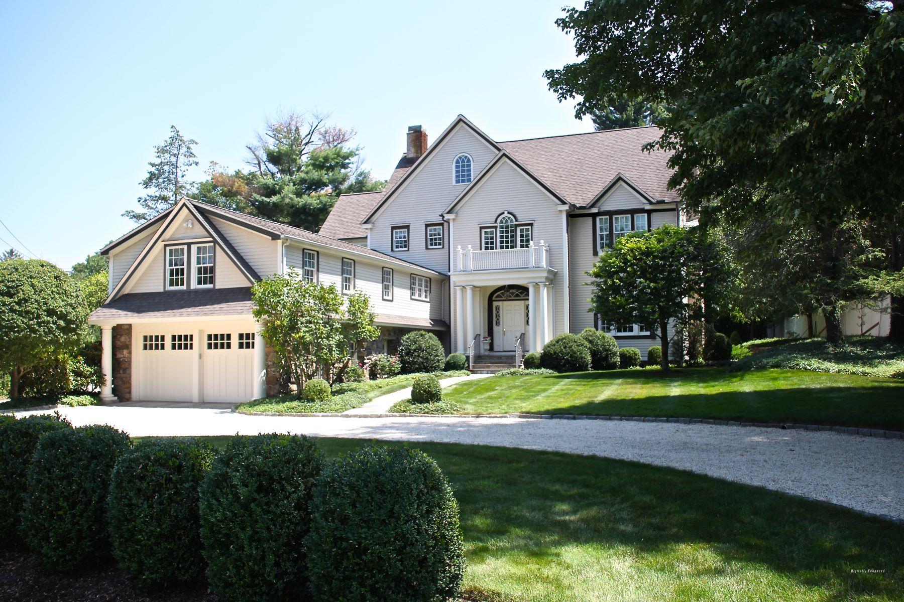 Maison unifamiliale pour l Vente à 17 Searles Road 17 Searles Road Darien, Connecticut 06820 États-Unis