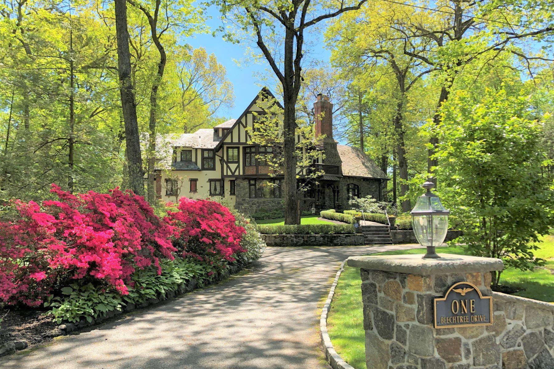 Single Family Homes för Försäljning vid Larchmont, New York 10538 Förenta staterna