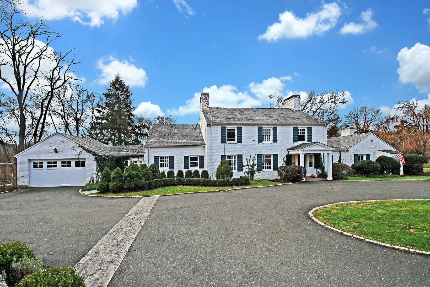 Single Family Home for Sale at Spectacular Country Estate 36 Chestnut Woods Road Redding, Connecticut 06896 United States