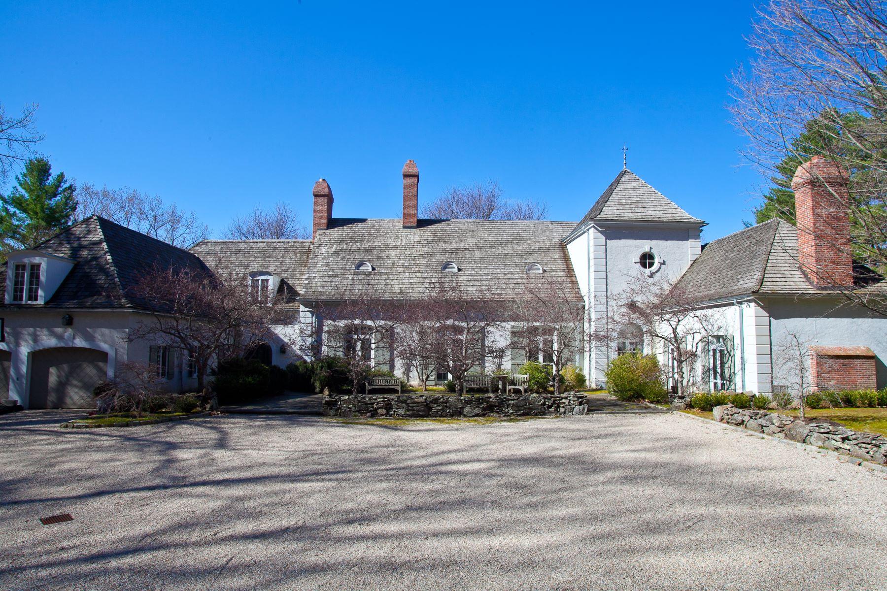 Villa per Vendita alle ore Sugar Hill 85 Sugar Hill Rd Salisbury, Connecticut, 06068 Stati Uniti