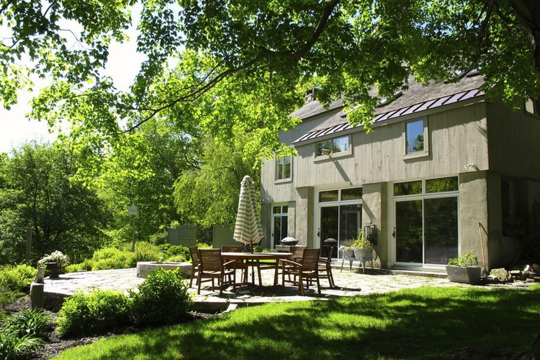 Casa Unifamiliar por un Venta en Barn Style Country Home 119 New Milford Rd Bridgewater, Connecticut, 06752 Estados Unidos