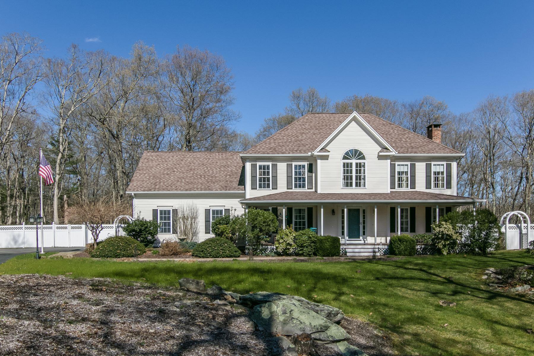 single family homes voor Verkoop op Killingworth, Connecticut 06419 Verenigde Staten