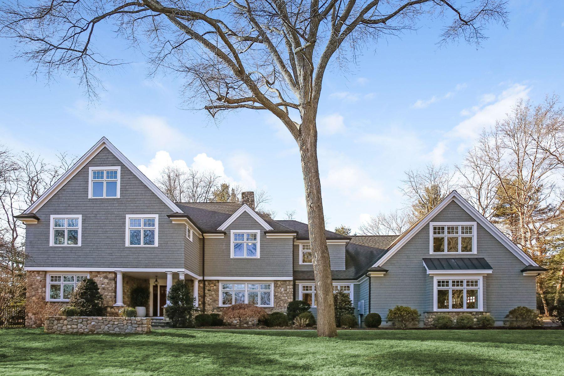 واحد منزل الأسرة للـ Sale في 6 Priscilla Lane Darien, Connecticut, 06820 United States