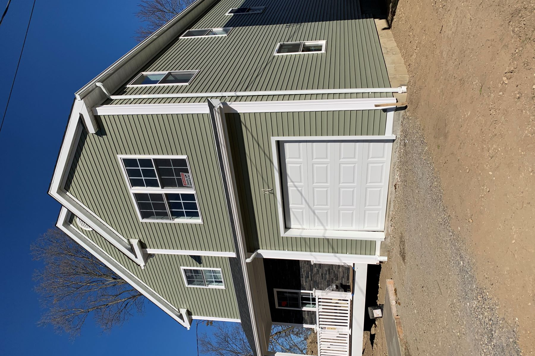 Single Family Homes for Sale at North End New Construction 726 Hart Street Bridgeport, Connecticut 06606 United States