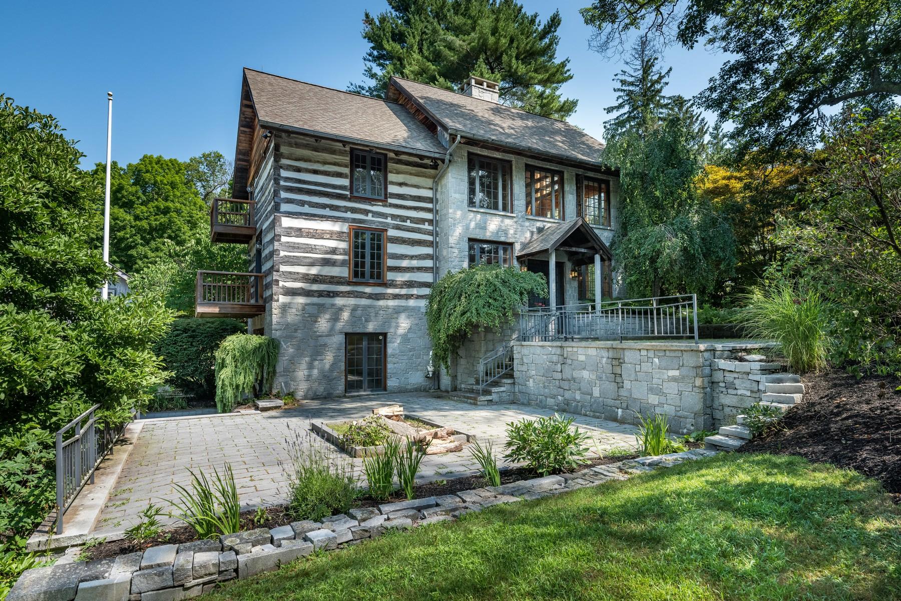 Eensgezinswoning voor Verkoop op An Architectural Gem 88 Salem Road, Lyme, Connecticut 06371 Verenigde Staten