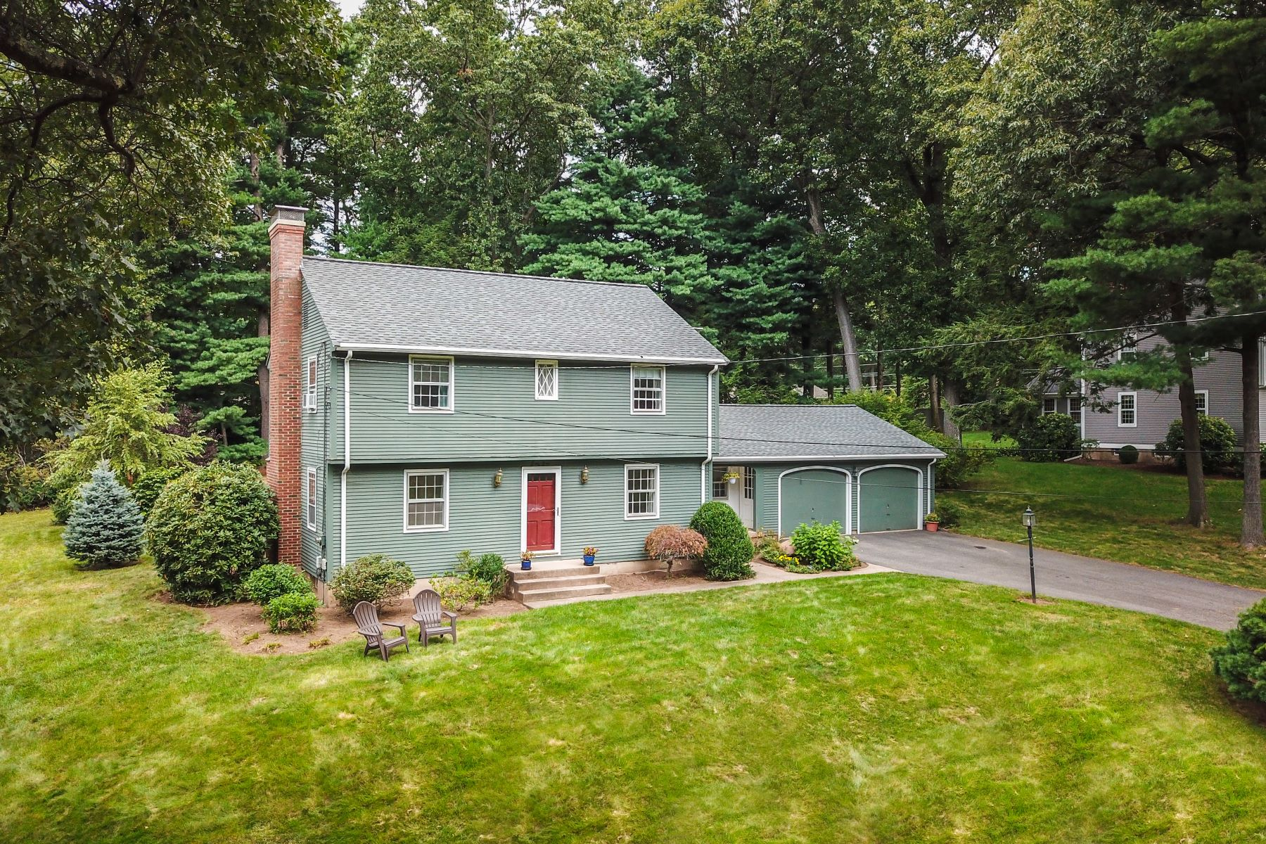 Single Family Homes for Sale at 69 Timber Trail Manchester, Connecticut 06040 United States