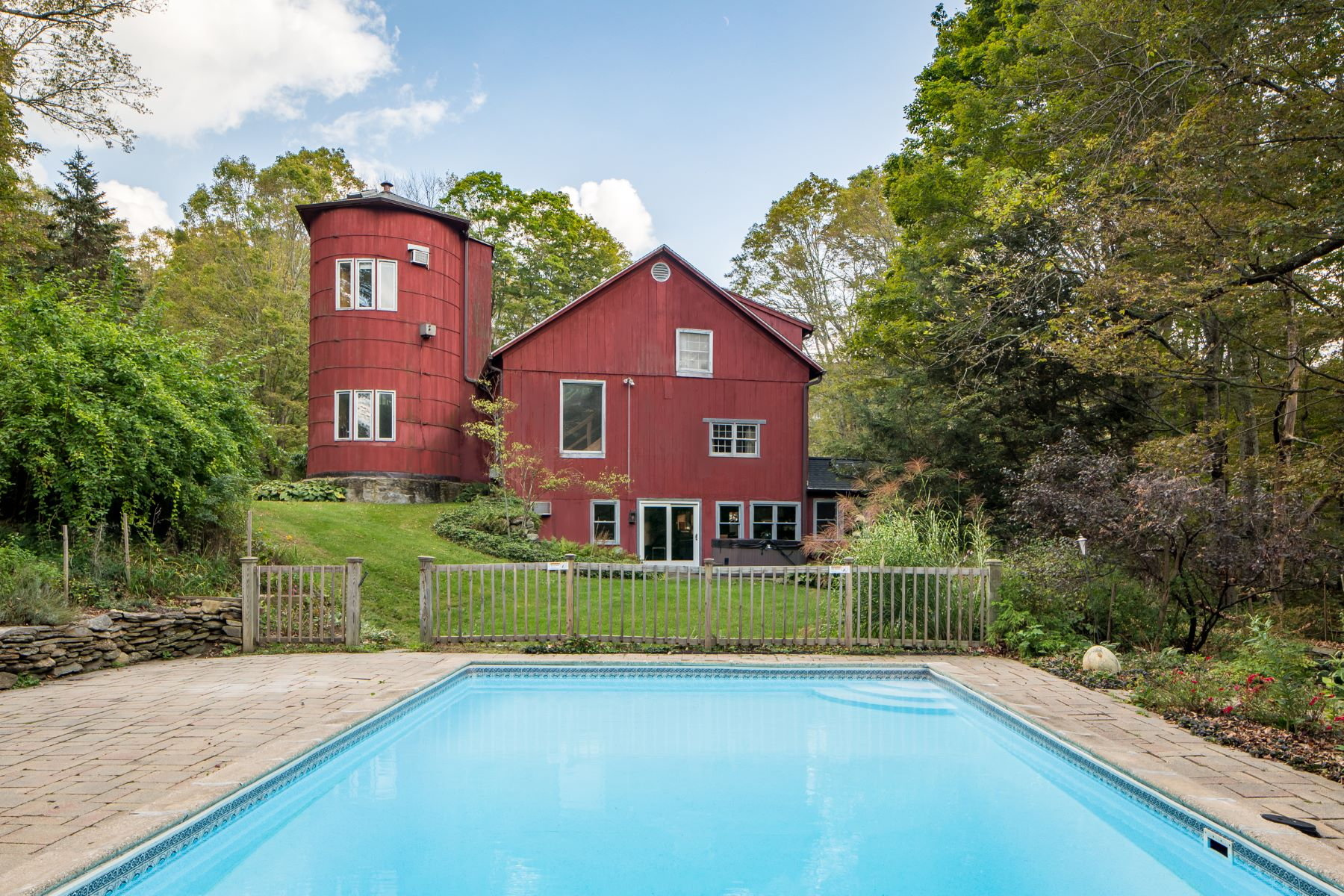 single family homes for Sale at The Barn at Kent Falls 391 Kent Cornwall Road, Kent, Connecticut 06757 United States