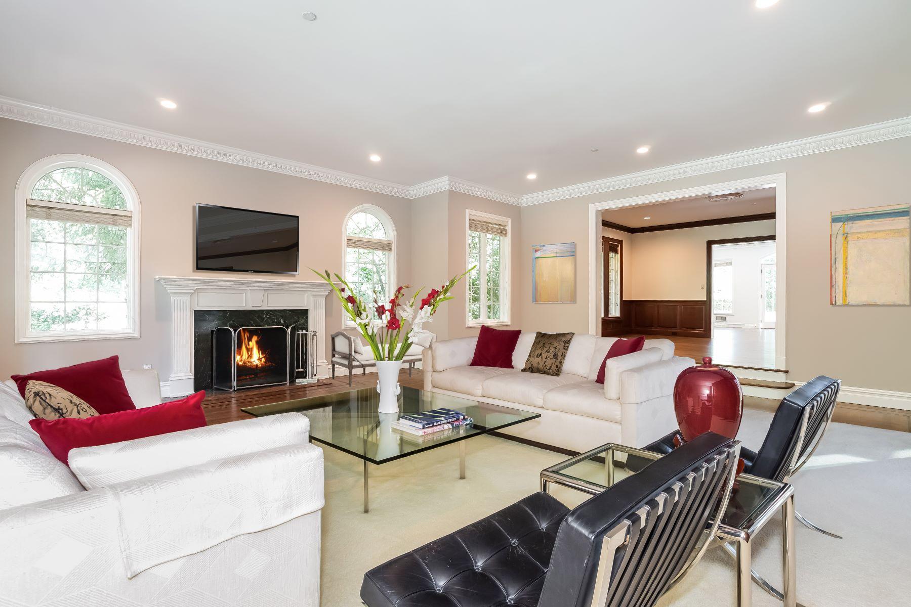 Частный односемейный дом для того Продажа на 5 Woods End Rye, Нью-Йорк, 10580 Соединенные Штаты