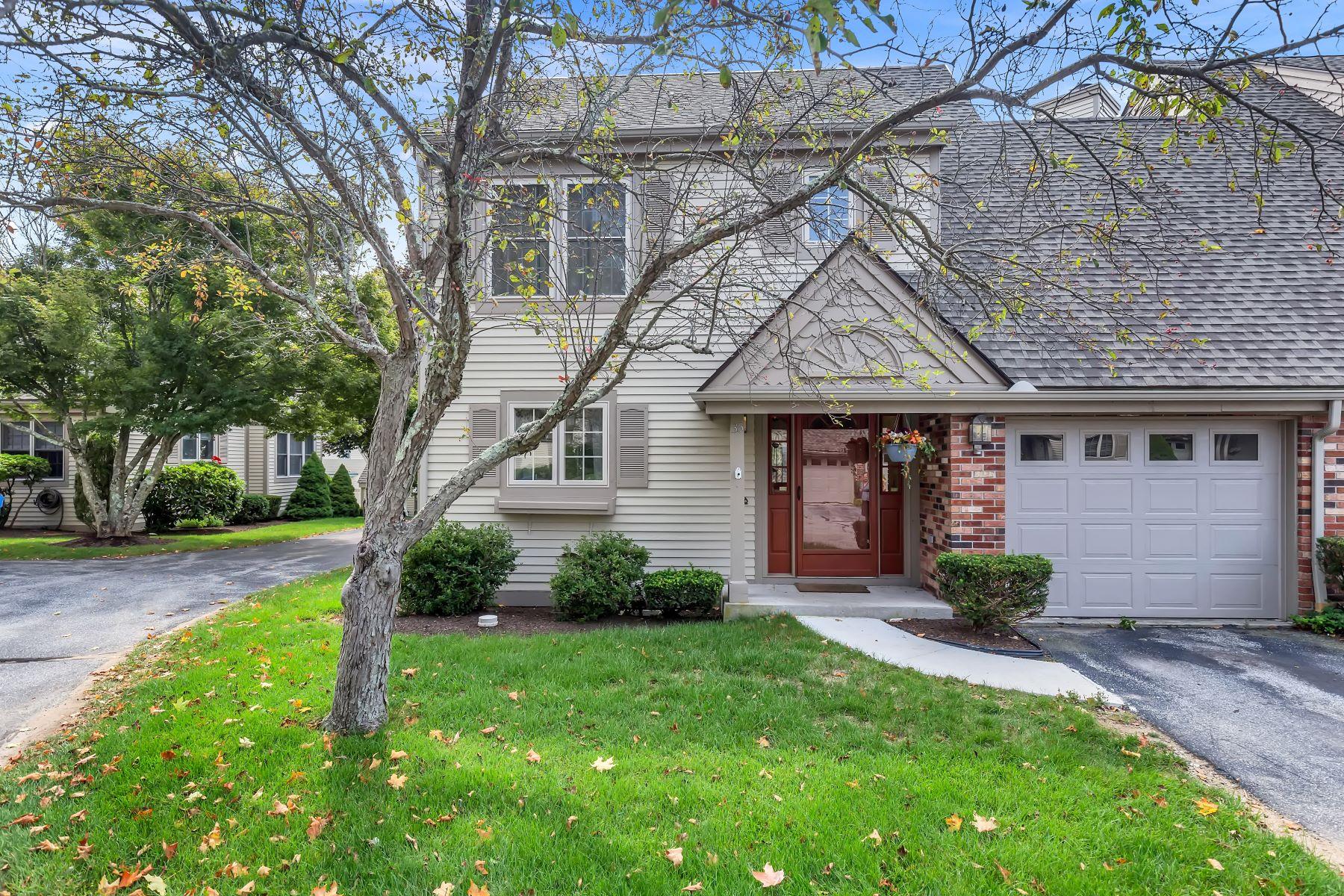 townhouses 为 销售 在 35 Benedict Crossing 35 诺维奇, 康涅狄格州 06360 美国
